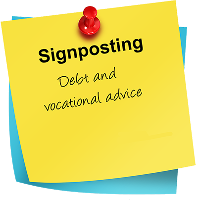 Aftercare Service Signposting